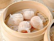 小光头鲜虾饺