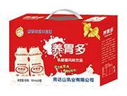 养胃多乳酸菌饮品100mlx30瓶