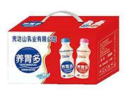 养胃多乳酸菌饮品箱装饮品