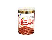 不二食代�]三串香辣味盒�b
