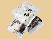 彩袋腊猪舌350g