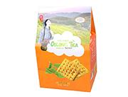 良浩阿里山乌龙茶发酵苏打饼干350公克