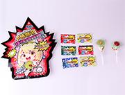卡库部落棒棒跳跳糖随机果味袋装28g