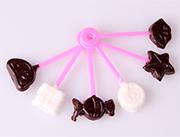 卡库部落旋转飞船手工巧克力
