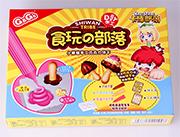 卡库部落小蘑菇手工巧克力饼干37g