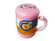晶海黄桃罐头419克