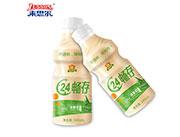 来思尔畅存活性乳酸菌乳饮品芦荟味340ml