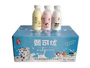 � 活甄可��益生菌酸奶�品285gx24瓶
