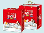 伊元无蔗糖中老年饮品250ml×12盒
