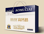 奥牧利斯高钙奶复合蛋白饮品250ml×12盒