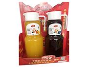 雨露果汁饮料1.5L