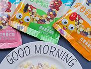 百家赞坚谷早餐奶三种口味散称袋装