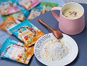 百家赞坚谷早餐奶红枣紫薯散称