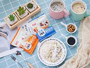 百家赞坚谷早餐奶定量装椰丝红枣黑米黑芝麻
