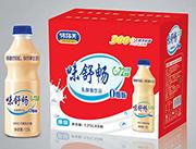 味你美味舒�吃�味乳酸菌�品1.25L×6瓶