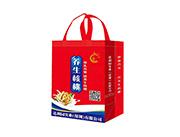 达利园实业养生核桃植物蛋白饮料礼盒袋