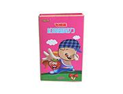 卡通世界�w�i�b草莓味松脆蘑菇力38g