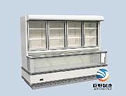 巨野立式冷藏冷冻柜