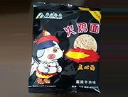 华众食品火鸡面麻辣牛肉味
