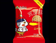 华众食品火鸡面香烤鸡翅味60克