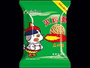 华众食品火鸡面葱香牛排味60克