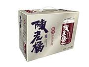 陈老橘橘红凉茶饮料310mx24罐