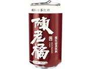 陈老橘橘红凉茶饮料310ml罐装