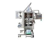 DXD-L500自立袋加盖全自动液体灌装机
