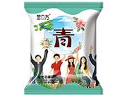 梦立方蜜汁牛排风味方便面55g(青)