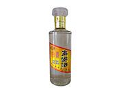 狼人谷纯粮酿造高粱酒42度500ml