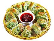 速冻水饺蒸饺煎饺子