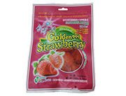 台湾一番草莓干100g
