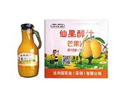 �_利�@���I�r果醇汁芒果汁�品1.5LX6瓶