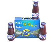 白露山�{莓果汁箱�b
