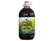 非转基因菜籽油5L-拓东