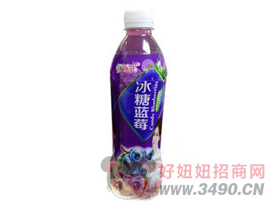 途乐冰糖蓝莓500ml