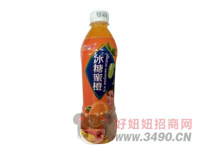 途乐冰糖鲜橙500ml