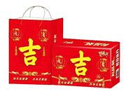 金罐凉茶礼盒