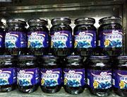 百利蓝莓酱