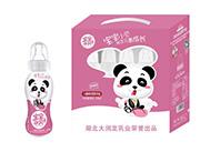 宝宝小贝儿童乳酸菌红枣味200mlx10瓶软嘴礼盒