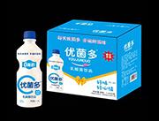 优菌多乳酸菌饮品1.25x8瓶箱装