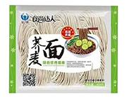 华统食尚达人荞麦面400g