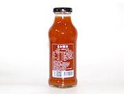 亿佳果园山楂果发酵复合果汁背面