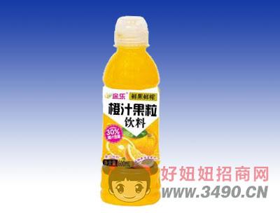 途乐橙汁饮料600ml
