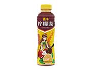 赛牛柠檬茶饮料500ml