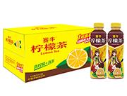 赛牛柠檬茶饮料500ml×15瓶