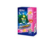 可乐小酥造型饼干草莓味+多款玩具50g(36盒/箱)