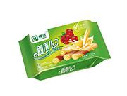 ?#20013;?#37233;心蛋卷红枣味108g(40袋/箱)