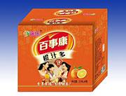 途乐百事康橙汁多2.58lx6瓶