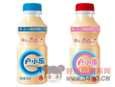 完-达-山卢小乐乳酸菌饮品340ml